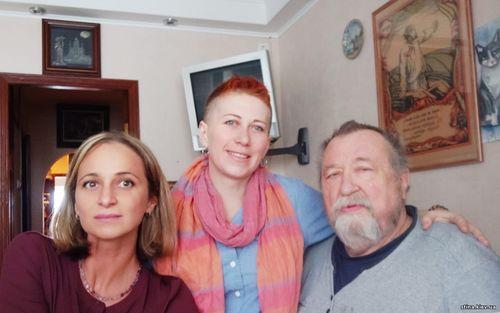 Анастасия Правдивец, Геннадий Киркевич, Наталия Костылева