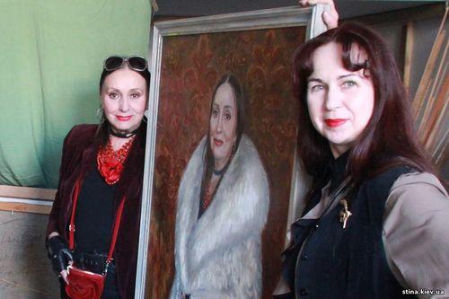 Лариса Кадочникова, Валентина Плавун