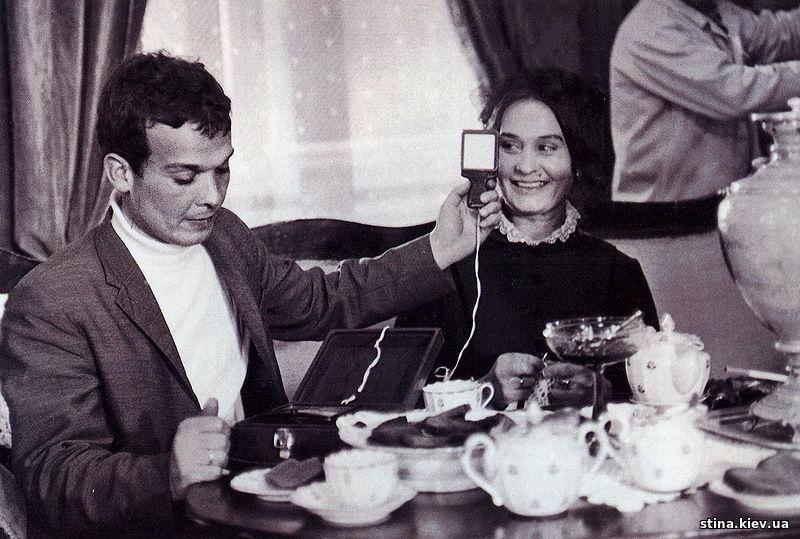Вадим Алисов и Нина Алисова