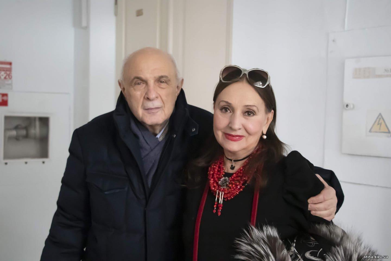Михаил Резникович, Лариса Кадочникова