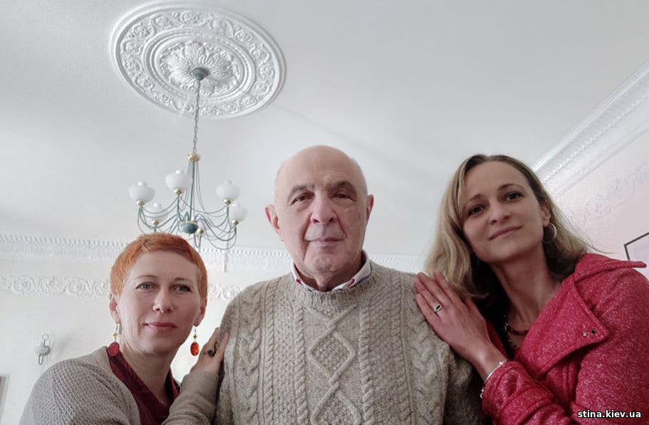 Михаил Резникович, Анастасия Правдивец, Наталия Костылева