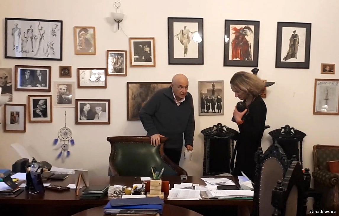 Михаил Резникович, Анастасия Правдивец