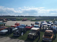 Журнал Стена и фестиваль Old Car Land 2018